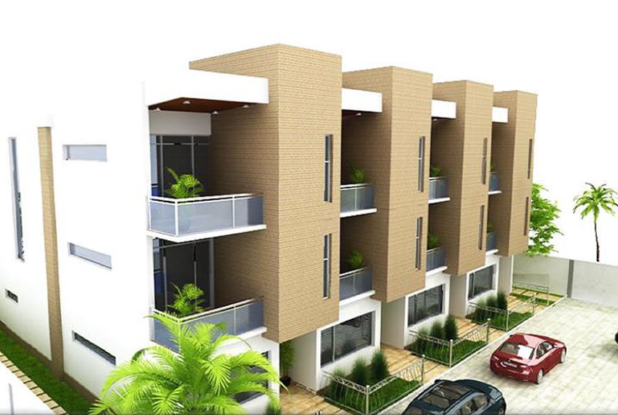 Architectural design first synergi homes limited for Arch design architects limited